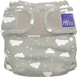 Bambino Mio, mioduo reusable nappy cover, cloud nine, size 1 (<9kgs)
