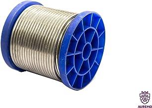 Alambre de cobre Sn97Cu3, diámetro de 2 mm, sin plomo, 2 kg, Sn97Cu3