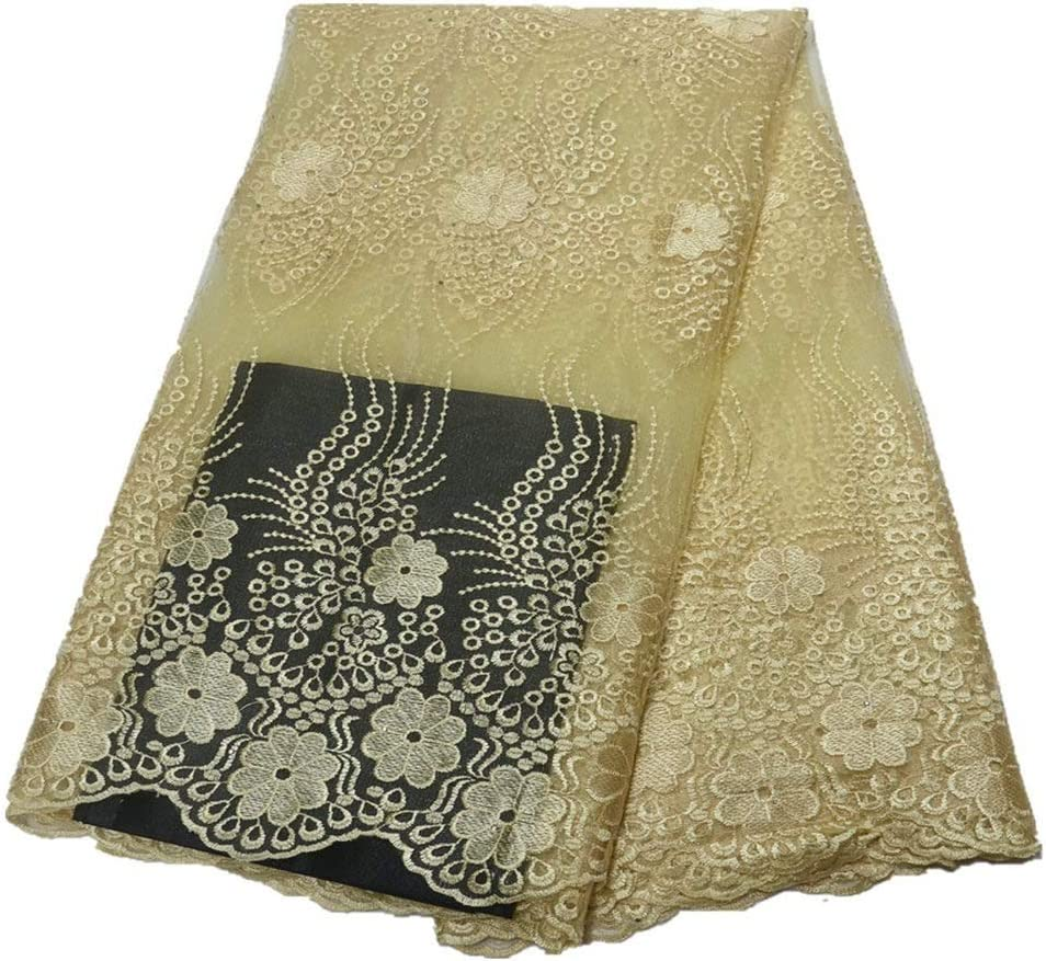 ZHANGOOQI Tulle New product type Lace Fabric for Nigerian French Wedding SALENEW very popular! Net