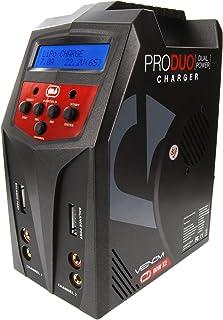 Venom RC Venom Pro Duo 80W X2 Dual AC/DC 7A LiPo/LiHV & NiMH RC Battery Balance Charger