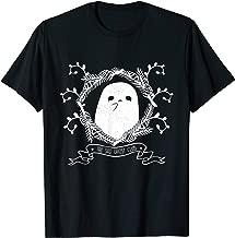 Sad Ghost Club Emo Goth Cute Wiccan Gift design T-Shirt