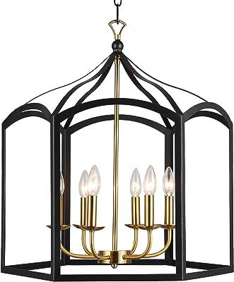 15Dia x 24H 240watts 4-Light Feiss F2975//4PAGB Yarmouth Pendant Lighting Lantern 15Dia x 24H 240watts 4-Light Brass