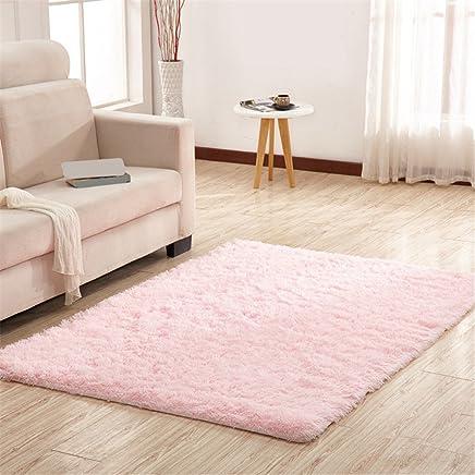 Tappeto per ragazza Tappeto per sala da pranzo Tappeto per bagno Tappeto per soggiorno rosa