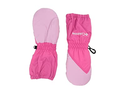 Columbia Kids Chippewatm Long Mitten (Toddler) (Pink Ice) Extreme Cold Weather Gloves