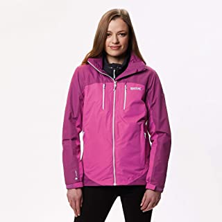 Regatta Calderdale II Waterproof and Breathable Shell Chaqueta, Mujer