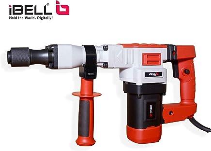 iBELL Demolition Hammer IBL DH10-78,1150W,4100RPM,230V,17MM - 6 Months Warranty