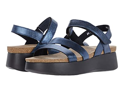 Munro Juniper (Blue Metallic) Women