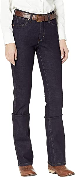 Retro High-Rise Boot Jeans