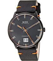 Mido - Commander Big Date Black PVD Case and Bracelet - M0216263605101
