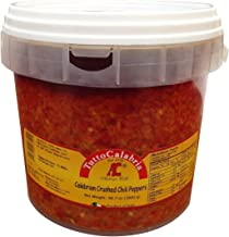 Bulk Tutto Calabria Crushed Calabrian Chili Peppers 2.8 kg (98.7 oz)