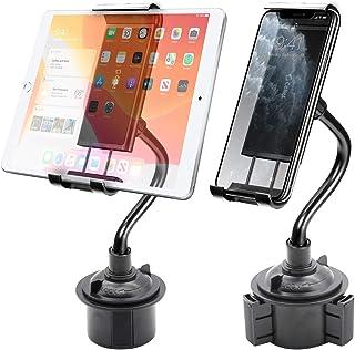 حامل أكواب Cellet حامل هاتف قابل للتعديل مصمم مع iPad Pro Air Mini iPhone 11 Pro Max Xr Xs Max X SE 8 Plus 7 6 Note 10 5G ...