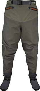 Compass 360 Point Guide II Breathable Stockingfoot Waist High Pant Wader (XX-Large)