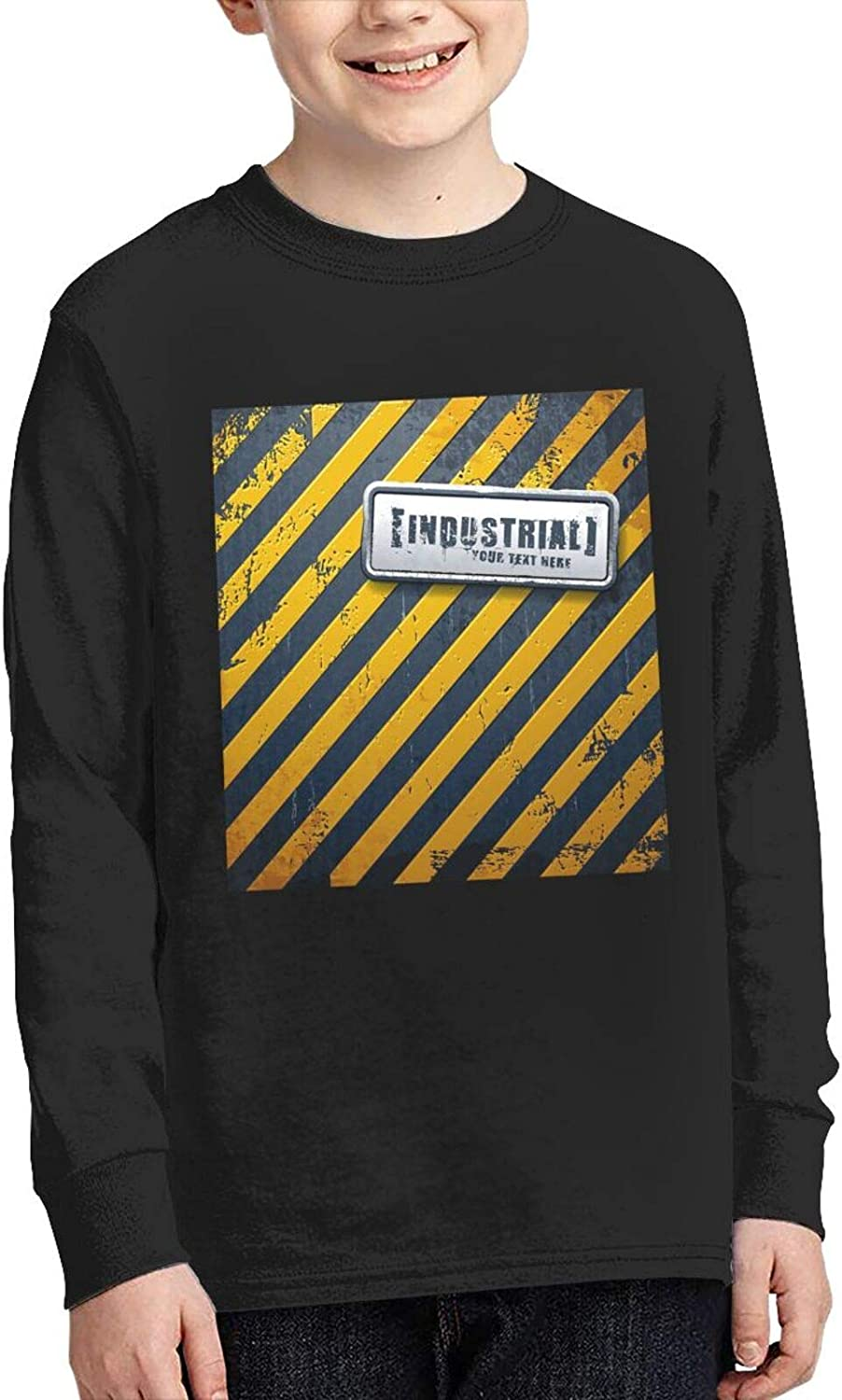 Max 65% OFF TZT Industrial Background Max 78% OFF Sweater Childr and Comfortable Fashion