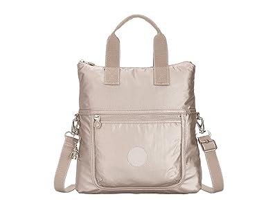 Kipling Eleva Handbag (Metallic Glow) Handbags