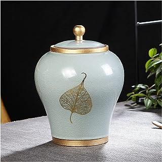 Multi Color Tea Cans Porcelaine Food Boîte De Stockage Grand Taille Bouteille Dry Fruit Bouteille Chars de Cafe Bocons Org...