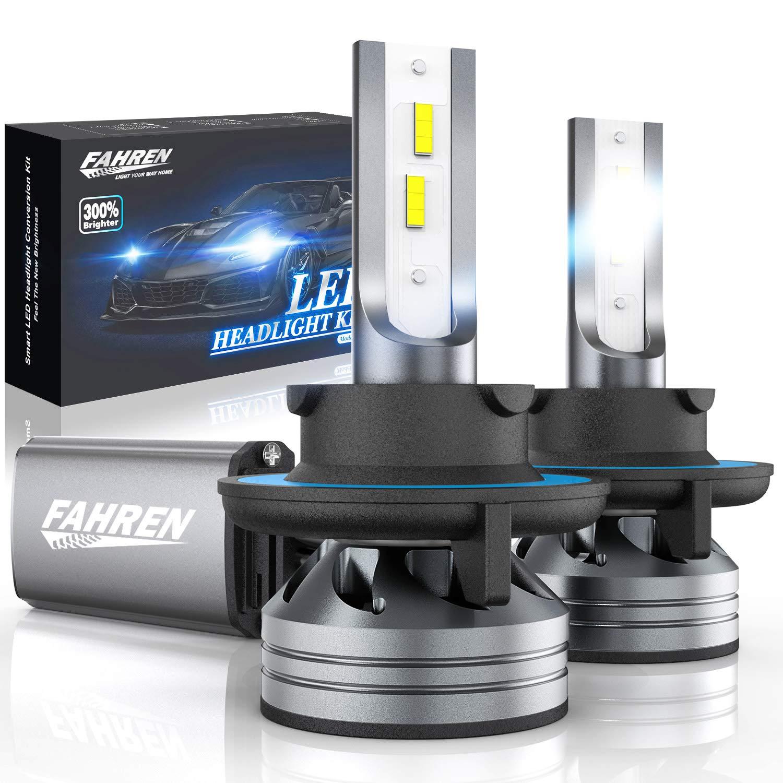 Fahren 9008 H13 Headlights Conversion