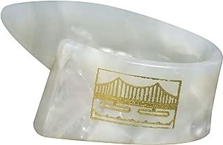 Golden Gate GP-6-4PK Pearloid Thumb Picks - Large - 4 Pack
