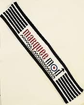 marquee club Towel Muffler-B&W