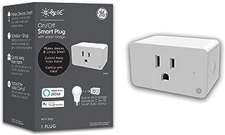 GE Lighting 93103491 GE Smart Plug, White
