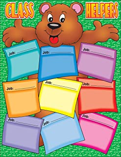 Scholastic Bear Helper Chart (TF2174)