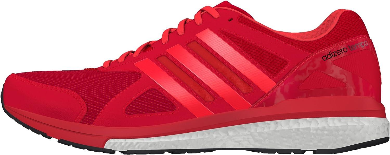 Adizero Tempo 8 m - Joggingschuhe - Herren, Rot