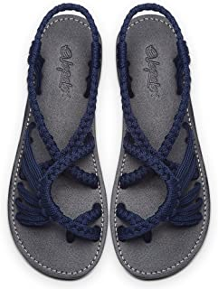 Everelax Women's Flat Sandals