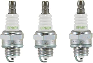 NGK 5574 PK3 Spark Plugs (BPM8Y)