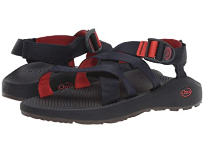 Chaco Banded Z/Cloud (Navy Red) Men