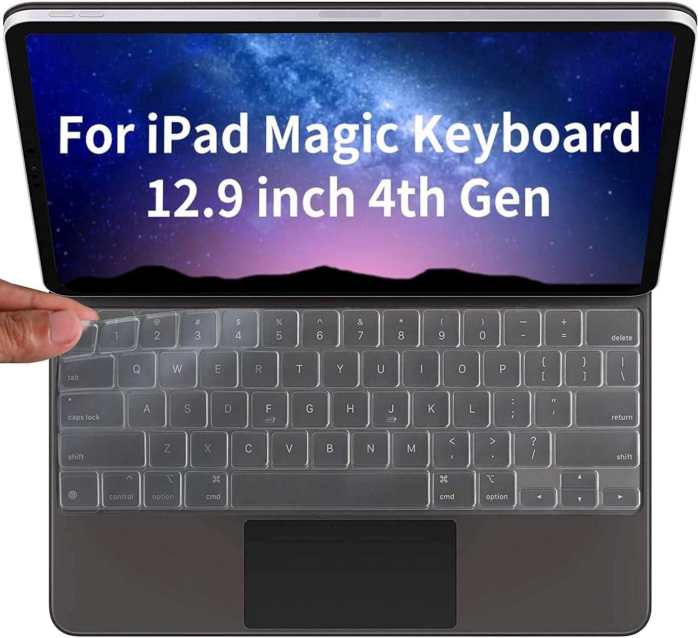 Austin Mall Sales WENWELL Magic Keyboard Cover Skin Pro iPad New Apple Compatible