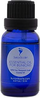 Best essential oils for tailor's bunion Reviews