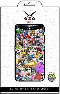 لاصقة حماية من اوزو شخصيات كرتونية لموبايل Nokia 6.2
