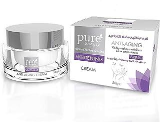 Pure beauty Whitening Anti aging Facial cream - 50g