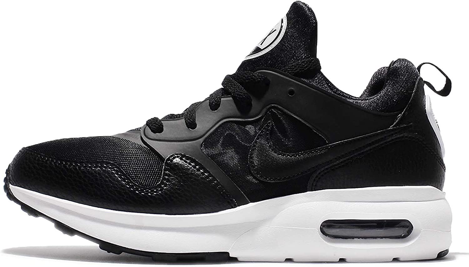 NIKE Men's Air Max Prime SL Black Black White Running shoes 12 Men US (15)