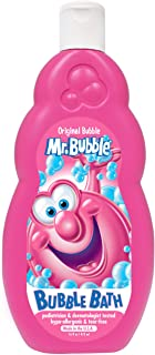 Mr. Bubble Original Liquid Bubbles, 16 oz