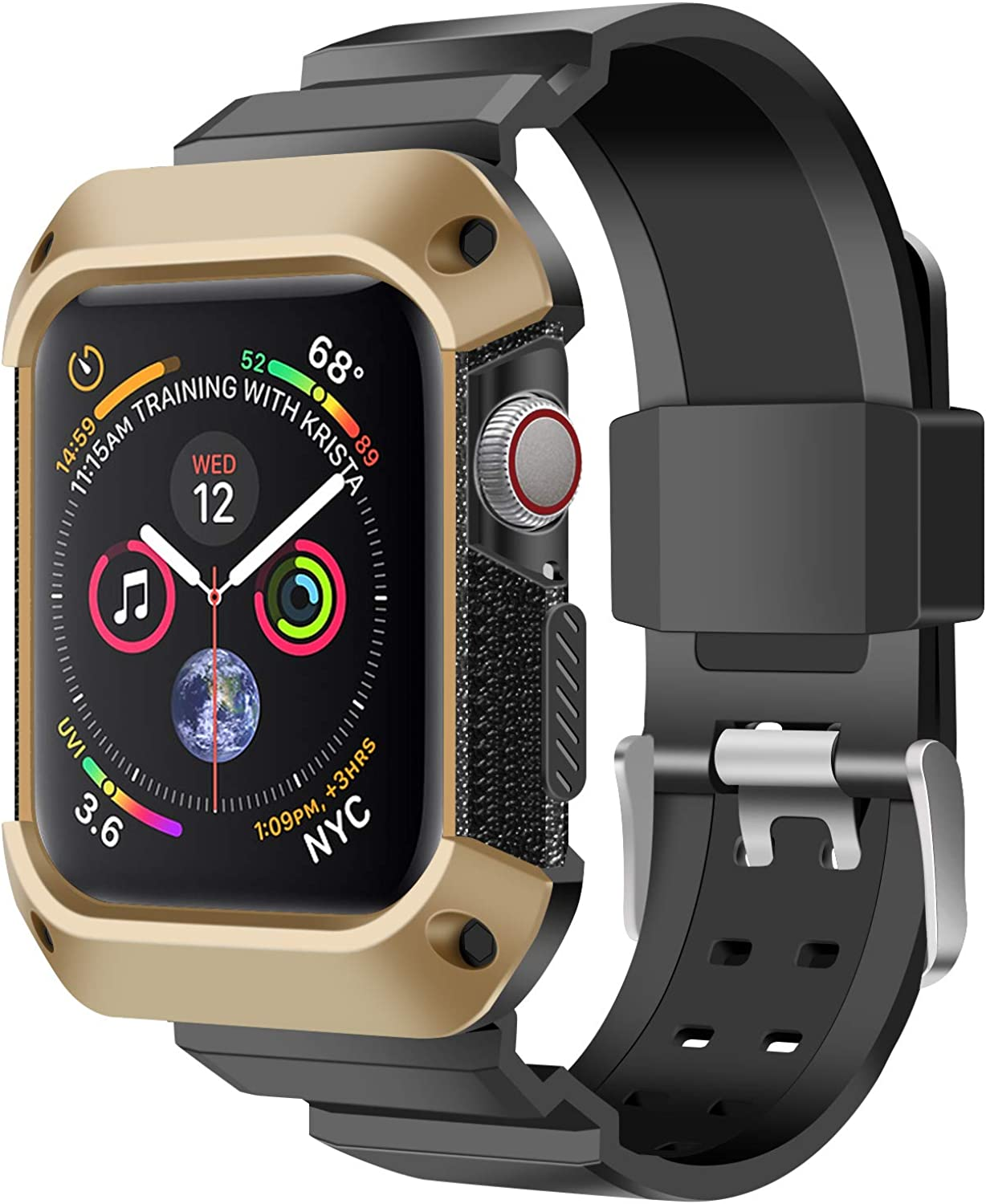 iTecFree Compatible For Apple Watch Smart New products, world's highest quality popular! with R Case quality assurance Band