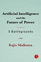Artificial Intelligence and the Future of Power: 5 Battlegrounds