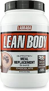 labrada lean body nutrition