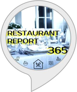 Restaurant Report Podcast
