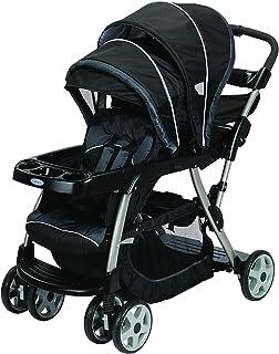 Graco Ready2Grow Classic Connect LX Baby Stroller, Metropolitan