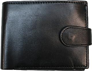 Men's Leather RFID Blocking Passcase Wallets