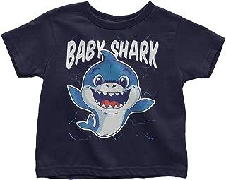 LeetGroupAU Baby Shark Toddler T-Shirt