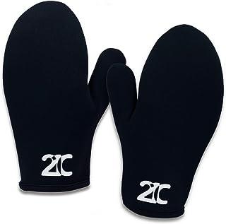 21C Neoprene Mittens for Cold Weather - Waterproof Insulated Mitts - Men Women Winter Gloves - 1 Pair
