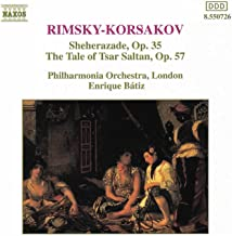 Rimsky-Korsakov: Sheherazade / The Tale Of Tsar Saltan