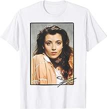 Ferris Bueller Sloane Peterson Signed Photo Graphic T-Shirt