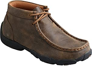 Twisted X Unisex Driving Moc (Toddler/Little Kid)