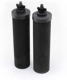 3-Sets of Berkey BB9-2 Replacement Black Purification Elements (6 Total)