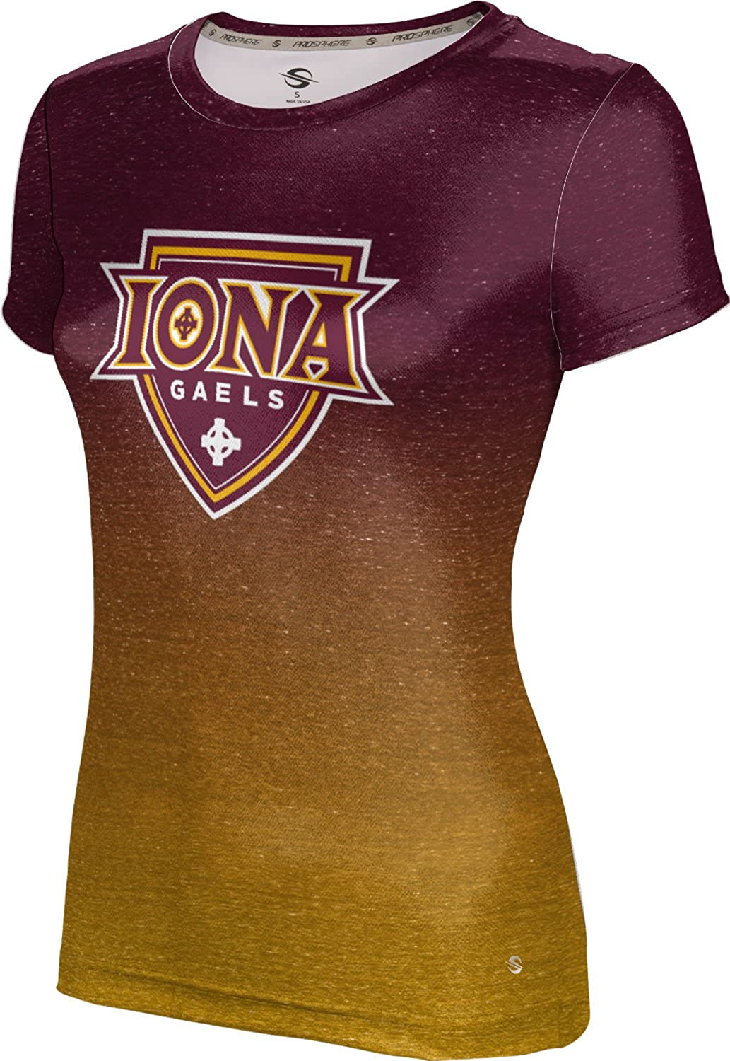 ProSphere Iona College Girls' Performance T-Shirt (Ombre)
