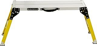 Louisville Ladder L-3042-03 Fiberglass Mini Working Platform