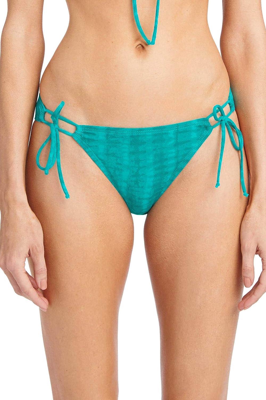 Robin Piccone Women's Sahara Sahara Tie Side Hipster Bikini Bottom