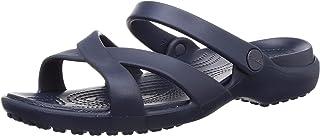 crocs Women's Meleen Crossband Sandal W Navy Fashion 8 UK (W10) (205472-410)